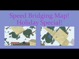 Speed Bridging Practice Map! [1.12 Custom Map] Minecraft Map & Project