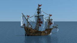 Carrack (Santa Maria) Minecraft Map & Project