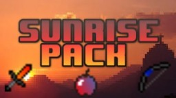 SunRise Pack Minecraft Texture Pack