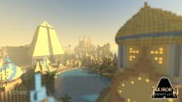 City of Taurora - World of Ebas Minecraft