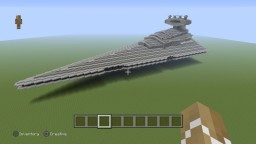 Imperial Star Destroyer Minecraft Map & Project