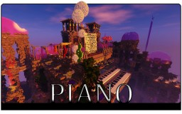 琴Piano Minecraft