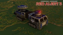 Athena cannon | C&C Red Alert 3 [⬇] Minecraft Map & Project