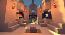 CityBuild Spawn / Lobby Minecraft Map & Project
