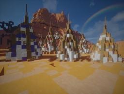 Chinook - lite aventure map + Custom Npc Minecraft Map & Project