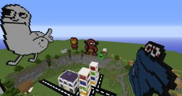 Hide and Seek map (From my old Server) Minecraft Map & Project
