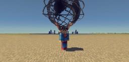 realistic creative server Minecraft Server