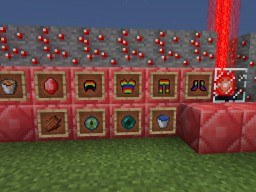 Red n' Stuff v.1.3 MC 1.6.x - 1.8.x Minecraft Texture Pack