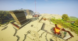 100% Vanilla Minecraft Server Minecraft Map & Project