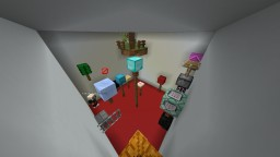 The Parkour Cube Minecraft Map & Project