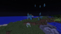 Extra Creeper Types Minecraft Mod