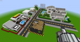 MInecraft city Wip Minecraft Map & Project
