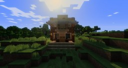 Beautiful Survival Home (Building) (1.12.2) Minecraft Map & Project