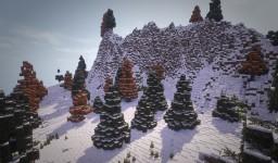 Snowy Mountains [ World Download] Minecraft