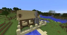 Custom cottage (1.11.2) Minecraft Map & Project