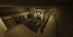 The Shining Minecraft Map & Project