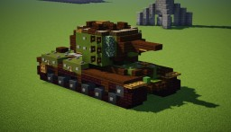 KV-2 (Old) Minecraft Map & Project