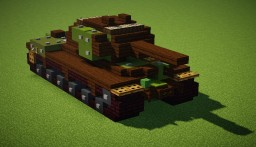 KV-1 Minecraft Map & Project