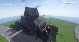 A Collection of Gothic Homes Minecraft