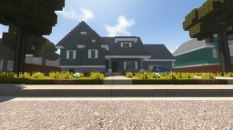 New Constuction Tri-Level Home - Project Borivia Minecraft Map & Project