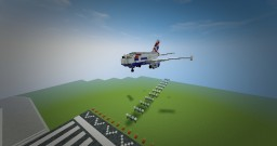 Airbus A320 family   1.5:1 Minecraft Map & Project