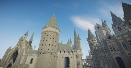 Hogwarts Minecraft Map & Project
