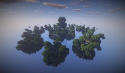 Nature [Skywars Schematic] Minecraft Map & Project