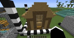 Chicken Farm With Egg Collector and Feedback Minecraft Map & Project