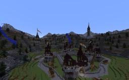 GodzPrison PVP Warp - Free to use :) Minecraft Map & Project