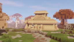 Hlaalu Manors Minecraft Map & Project