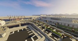 Airport by Legoman0416 Minecraft