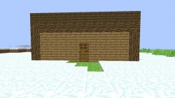Your House Minecraft Map & Project
