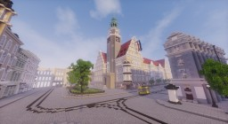 +✠Allenstein✠+ XIX Century German City Minecraft
