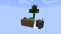 New Skyblock Map with Villager Shop Minecraft Map & Project