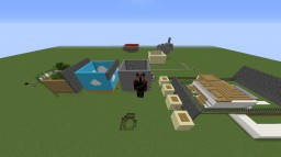 Find The Button: Block Edition V2 Minecraft Map & Project