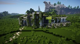 Small Modern House by ItsZel Minecraft Map & Project