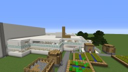 Lutośka School Minecraft Map & Project