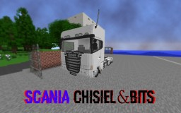 SCANIA chisiel&bits [1.8.9] DOWNLOAD Minecraft Map & Project