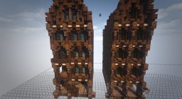 House Complex Collection Minecraft Map & Project
