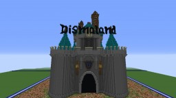 Dismaland Minecraft Map & Project