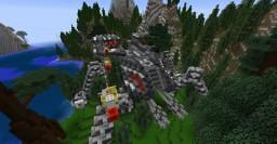 2 Spider mechs Minecraft Map & Project