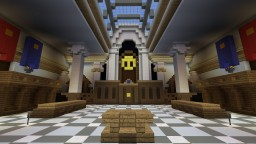 Phoenix Wright: Ace Attorney: Dual Destinies - Courtroom Minecraft Map & Project
