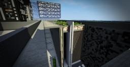 Underground Modern house Minecraft Map & Project