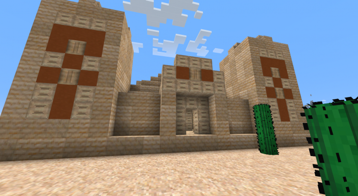 The new sandstone textures in their natural habitat