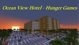 Ocean View Hotel Hunger Games Minecraft Map & Project