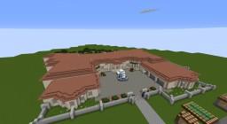 Mega Mansion Minecraft Map & Project