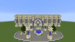 Aquarium Building Minecraft Map & Project