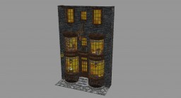Ollivander's Shop - Harry Potter Minecraft Map & Project
