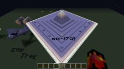 ncc 1701,nx-1,mellemium flacon,klingon bird of prey V1.0.0 Minecraft Map & Project