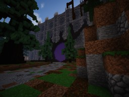Nether portal - Forest side Minecraft Map & Project
